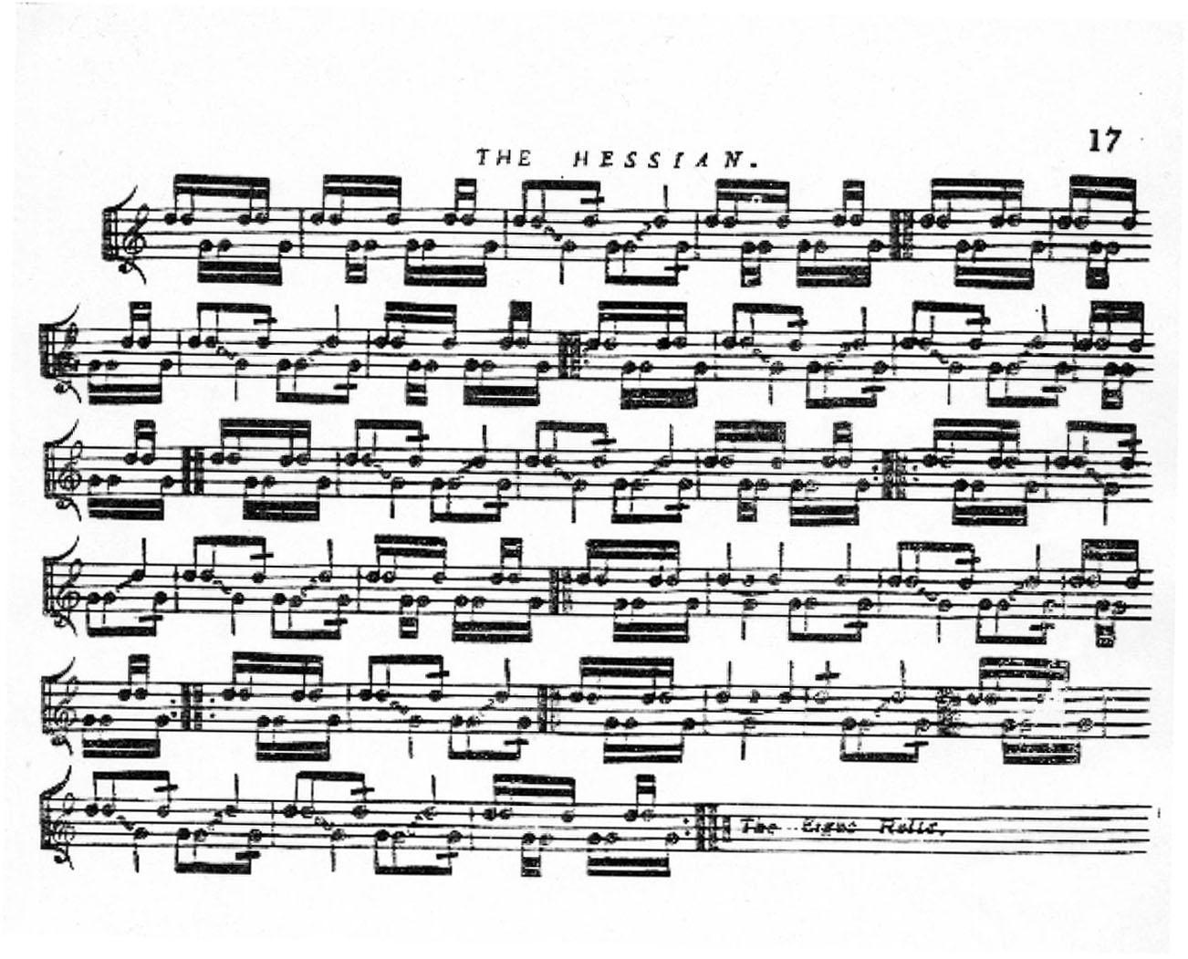 ancient drum notation | Drummin' Around