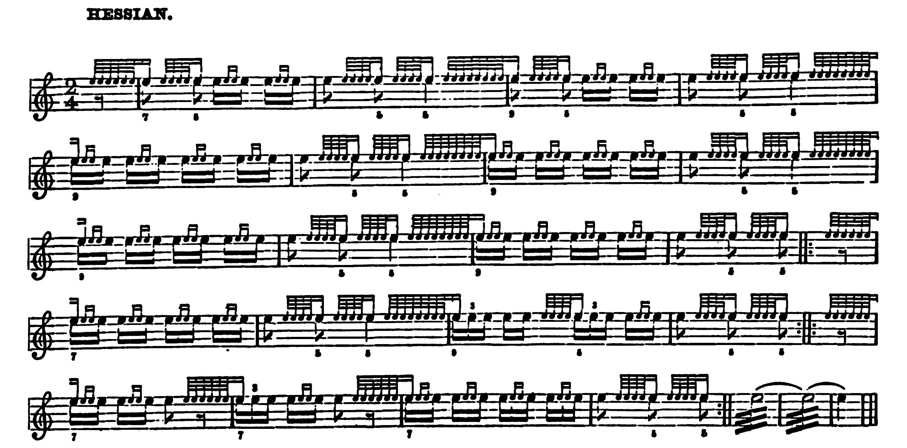 Ancient Drum Notation   Drummin\' Around
